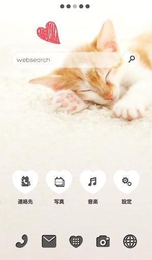 可爱的换肤壁纸★Sleeping Cat