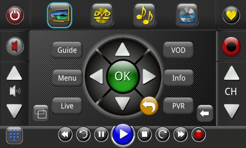 Touchsquid GR PRO Remote Screenshot 10