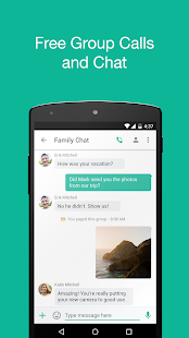 Talkray - Free Calls & Texts- screenshot thumbnail