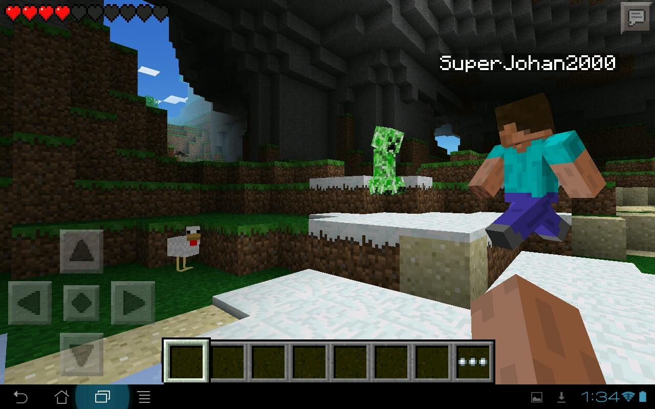 Minecraft - Pocket Edition - Android Apps on Google Play