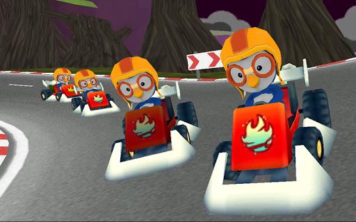 Penguin Kart Racing