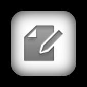 Zero-text widget