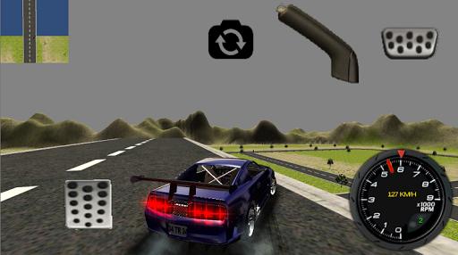 Gerçekçi Araba Simulatörü 3D
