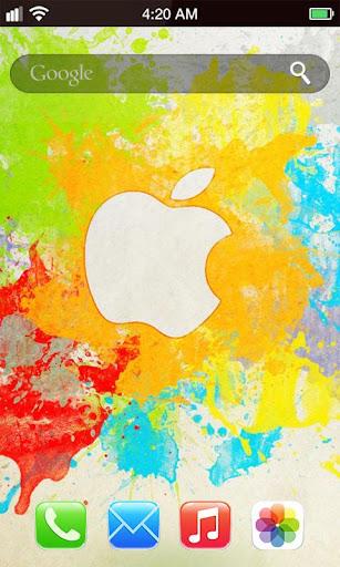 蘋果LOGO動態壁紙