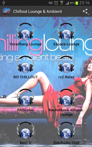 Chillout Lounge- Ambient Music