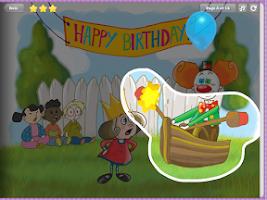 Screenshot of Silly Clown - Spot the mistake