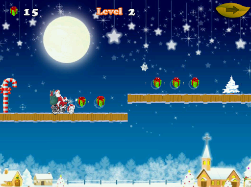Santa Game - Christmas Game