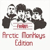 FanAppz Arctic Monkeys Edition