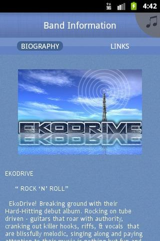 EKODRIVE - screenshot