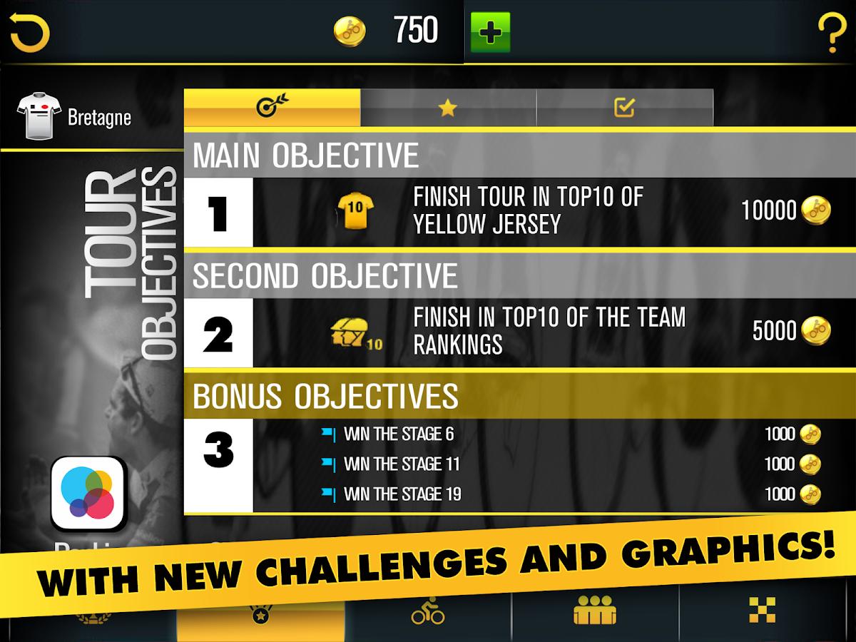 Tour de France 2014 - The Game - screenshot
