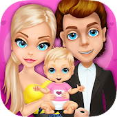 Download Mommy's New Baby - Love Story APK to PC
