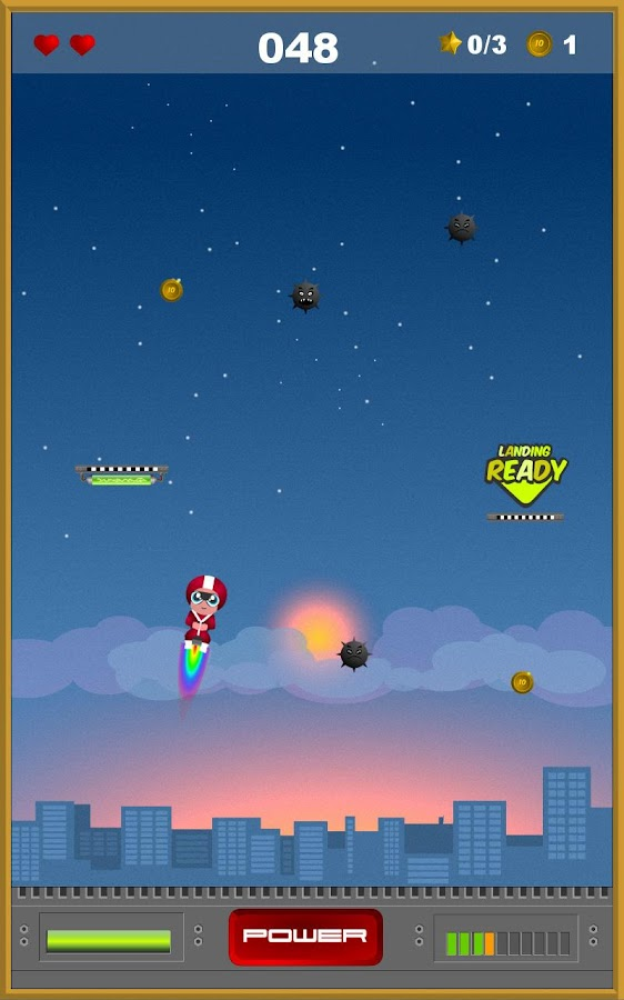RocketBoy - screenshot