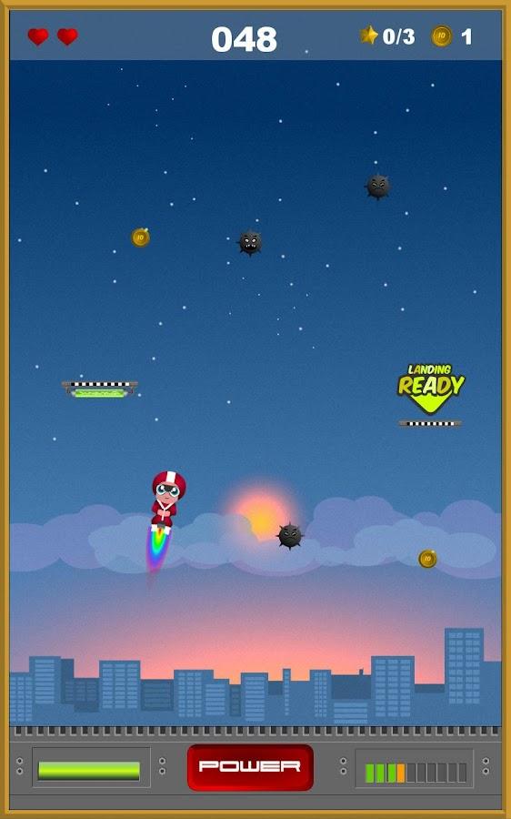 RocketBoy - screenshot