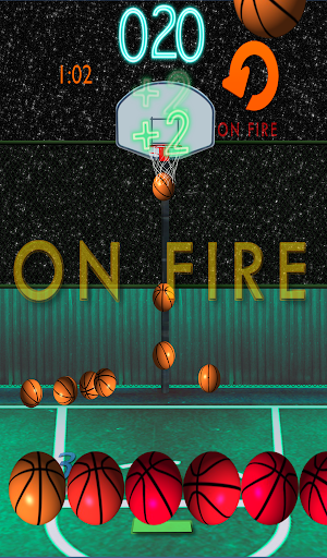 Jam in Space - Basketball