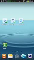 Screenshot of Quick Settings (Plugin)