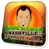 Zombie Slasher Pinball Game