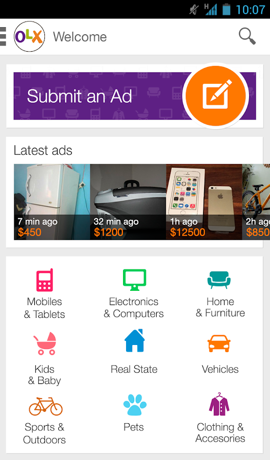 Olx Free Classifieds Android Apps On Google Play