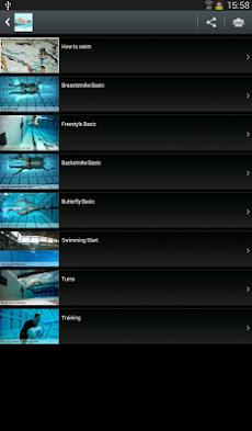 初心者のための水泳のレッスンのおすすめ画像4