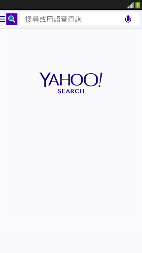 Yahoo搜尋
