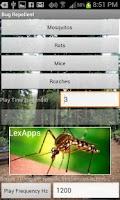 Screenshot of Pest Control