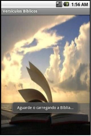 Versiculos da Biblia - screenshot