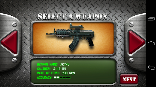 Weapons Simulator - Syrian