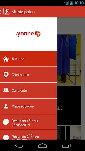 Municipales lyonne.fr