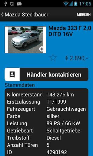 【免費生活App】Mazda Steckbauer-APP點子