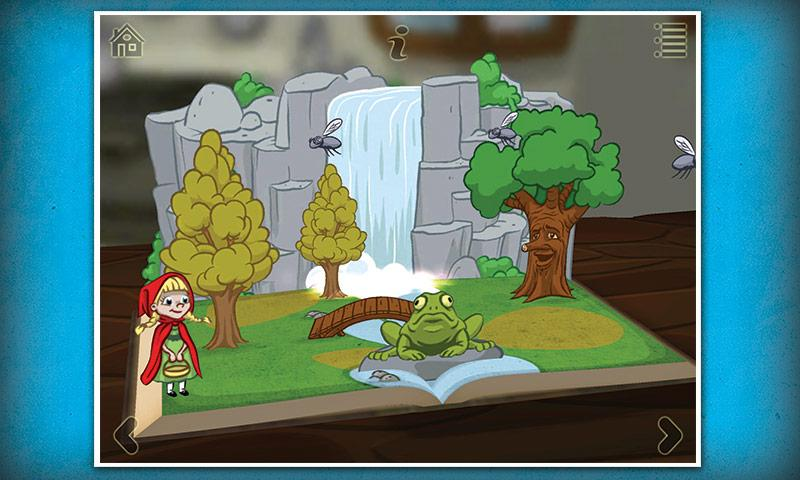 Grimm's Red Riding Hood- screenshot