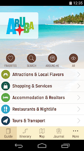 Aruba Travel Guide - screenshot thumbnail