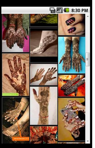 Mehndi Designs - Mehndi 2015
