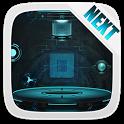 Next Technology Theme 3D LWP icon