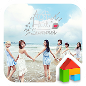 AOA Hot Summer dodol theme