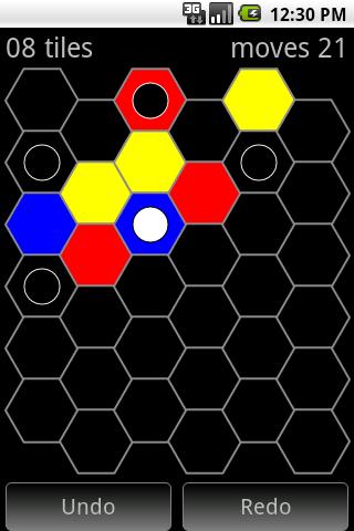 SpectraHex- screenshot