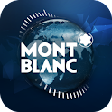 The Montblanc Worldsecond logo