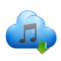aMp3 – MP3 Music Downloader logo