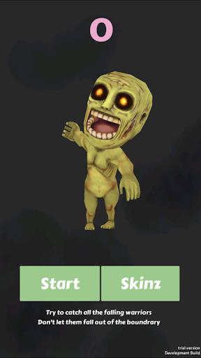 Smiley Zombie