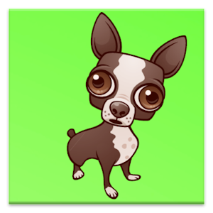 Talking Chihuahua Icon