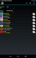 Screenshot of PDroid Manager