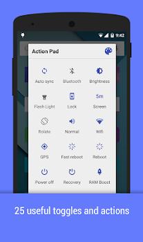 Action Widgets
