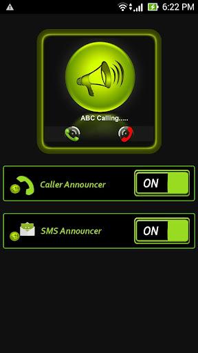 玩生產應用App|Caller Name Announcer&Speaker免費|APP試玩