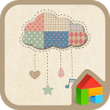 Quilt Cloud Dodol Theme icon