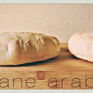 Arab Bread.