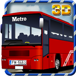 City Metro Bus Driving Sim 3D for PC and MAC