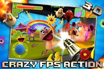Puppet War:FPS ep.1 Screenshot 1