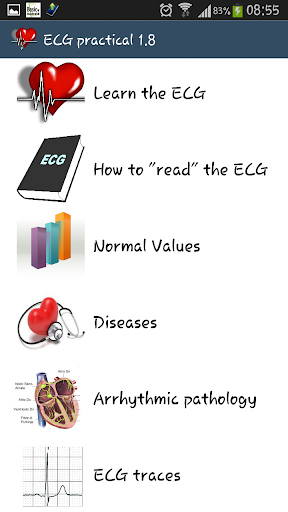 ECG practical Demo