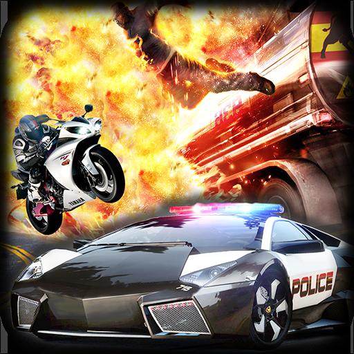 瘋狂警方追捕 LOGO-APP點子