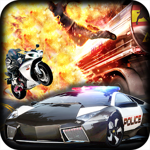 Crazy Police Pursuit for PC and MAC