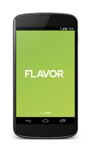 Flavor™ - Discover your Flavor- screenshot thumbnail