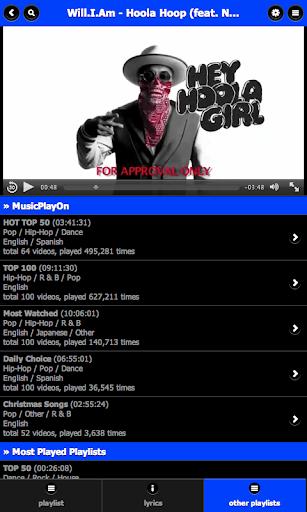玩免費媒體與影片APP|下載MusicPlayOn app不用錢|硬是要APP